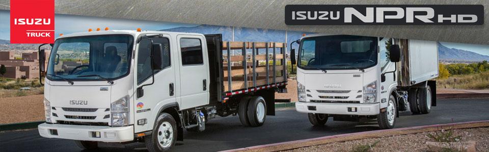 Isuzu NPR-HD Commercial Truck | Chapman Commercial & Fleet