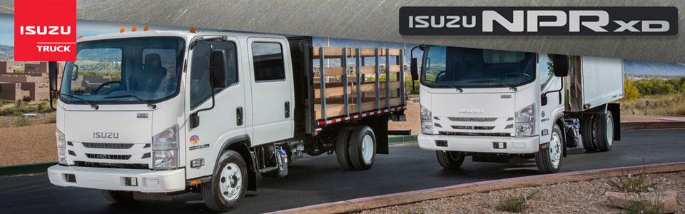 Isuzu NPR-XD Commercial Truck | Chapman Commercial & Fleet