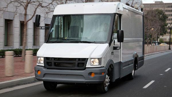 Isuzu Utilimaster Reach Commercial Van | Chapman Commercial & Fleet