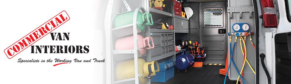 commercial van interiors chapman commercial fleet