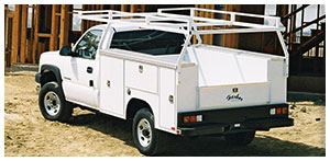 Chapman Chevrolet Tempe >> Harbor Truck Bodies | Chapman Commercial & Fleet
